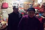 收废品老人划伤私家车,车主的反应让老人哭了 - 中国西藏网
