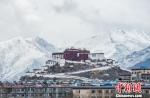 """西藏拉萨降春雪 雪域 """"圣城""""再披银装 - 中国西藏网"""