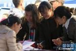 2017年春季西藏人力资源洽谈会在拉萨举行 - 中国西藏网
