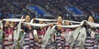 西藏代表团:第十三届全运会上独特的风景线 - 中国西藏网