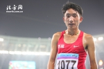 多布杰为西藏自治区夺得全运会田径首金 - 中国西藏网