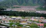 玉树绽放北京援建之花 - 中国西藏网