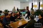 图书馆邀请退休人员莅临图书馆指导工作 - 西藏大学