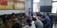 史本林副校长深入马克思主义学院调研 - 西藏民族学院