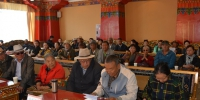 西藏老干部畅谈十八大以来家乡新变化 - 中国西藏网