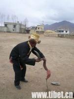 藏民族的传统体育项目 既精彩又有趣 - 中国西藏网