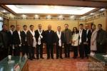 福建省政协副主席薛卫民、厦门大学党委副书记林东伟一行到我校考察交流 - 西藏民族学院
