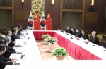 习近平会见文在寅:双方要尊重彼此核心利益和重大关切 - 中国西藏网