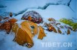十二次登顶珠峰 他用镜头纪录世界第三极生命的力量 - 中国西藏网