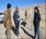 地区科技局组织工作组深入革吉县 检查验收科研项目 - 科技厅