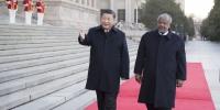 习近平同吉布提总统盖莱举行会谈 - 中国西藏网