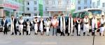 11月30日,自治区工商局第七轮第一批驻村工作队干部整装待发,自治区工商局副局长曹永寿作动员讲话 - 工商局