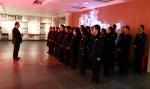 11月23日,西藏自治区工商局机关全体党员干部参观拉萨市廉政教育基地,重温入党誓词 - 工商局