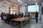 学校组织辅导员参观考察我校特色工作点 - 西藏民族学院