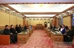 学校举行中组部教育部第八批援藏干部欢送会 - 西藏民族学院