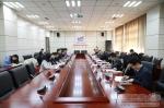 邹亚军一行访问中国人民大学协调落实2018年对口支援工作 - 西藏民族学院