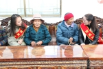 青春践行十九大 牢记使命跟党走 民大学子在行动——学校寒假期间开展宣讲党的十九大精神专项社会实践活动 - 西藏民族学院
