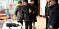 2018年2月7日赤列旺杰厅长一行前往那曲、日喀则看望慰问驻村工作队 - 科技厅