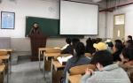 【三联三进一交友】史本林副校长参加马克思主义学院2015级思本班开学主题班会 并与同学们共进午餐 - 西藏民族学院