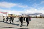 中央统战部调研组赴西藏大学调研 - 西藏大学