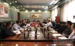 学校领导欧珠书记、刘凯校长到附属医院调研指导工作 - 西藏民族学院