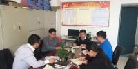 牢记责任所系 谋划奋进蓝图—史本林到继续教育学院调研指导工作 - 西藏民族学院