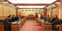 我校聘任国防大学韩旭东为兼职教授 - 西藏民族学院
