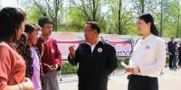 【西藏百万农奴解放纪念日】学校举行纪念西藏百万农奴解放59周年系列活动之社团巡礼 - 西藏民族学院