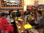 """我校选派一线辅导员赴拉萨开展到学生家中""""面对面联系家长""""的调研工作 - 西藏民族学院"""