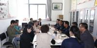 学校党委书记欧珠一行到外语学院开展调研工作 - 西藏民族学院