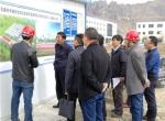 """赤来旺杰厅长赴农业科技创新园实地视察 """"西藏特有植物资源活体保存设施研发与 新技术应用""""智能温室项目开工建设情况 - 科技厅"""