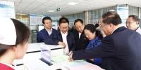 西藏自治区政府副主席罗梅到我校调研指导工作 - 西藏民族学院