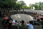 我校第五期教师素质拓展训练活动圆满结束 - 西藏民族学院