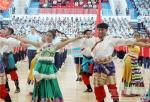 我校代表队赴咸阳职业技术学院参加省运会志愿者誓师大会 - 西藏民族学院