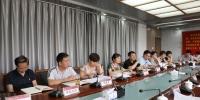 学校召开专项资金工作汇报会 - 西藏民族学院
