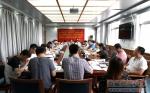 学校召开创先争优强基惠民第八批第一轮、脱贫攻坚第五批礼泉扶贫驻村工作动员培训会 - 西藏民族学院