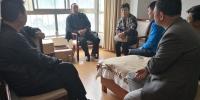 学校领导检查指导暑期函授面授工作 - 西藏民族学院