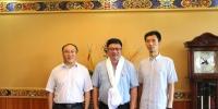中山大学长江学者特聘教授保继刚院长莅临我校指导旅游管理学科建设与科研工作 - 西藏民族学院