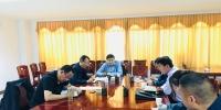 欧珠书记在教学实践基地召开工作例会并检查指导工作 - 西藏民族学院