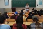 """【开学第一课】史本林副校长参加所联系班级2015思本班新学年主题班会并为学生上""""开学第一课"""" - 西藏民族学院"""