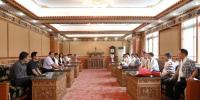 学校开展教师节慰问活动 - 西藏民族学院