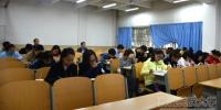 刘凯校长深入法学院检查指导工作 - 西藏民族学院
