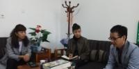 扎西卓玛副校长到附中检查指导工作 - 西藏民族学院