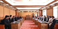东南大学党委副书记任利剑到我校交流座谈 - 西藏民族学院