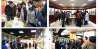 陕西省图书馆学会组织会员到我校参观交流 - 西藏民族学院