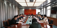 陕西高教工委专家组到我校检查调研学生工作 - 西藏民族学院