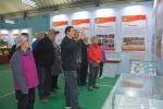 学校组织离退休老干部参观我校教学、科研、创新创业成果展 - 西藏民族学院