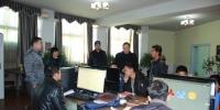 学校党委书记欧珠到西藏富民公司调研 - 西藏民族学院