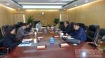 我校党委书记、副校长欧珠一行回访北京外国语大学 - 西藏民族学院