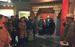 西藏自然科学博物馆邀请藏医院治未病科主任为讲解员授课 - 科技厅